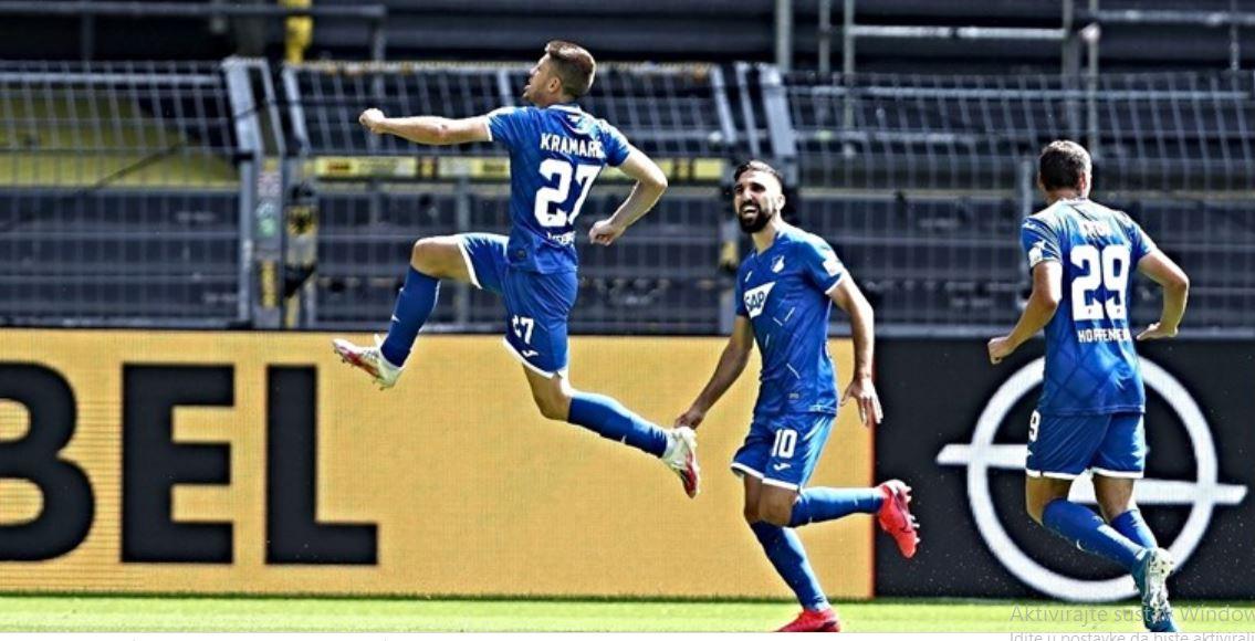 Kramarić se vratio i odmah asistirao i dao gol