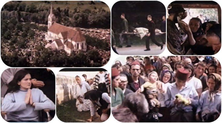 Pogledajte veličanstvenu proslavu sv. Ive u Podmilačju iz 1969. godine: Tisuće hodočasnika u molitvi za zdravlje duše i tijela
