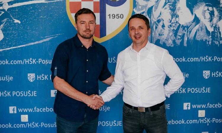 Bivši strateg Širokog novi trener HŠK Posušje