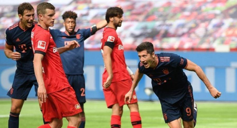 Bayern srušio novi rekord, Lewa ispisao povijest Bundeslige