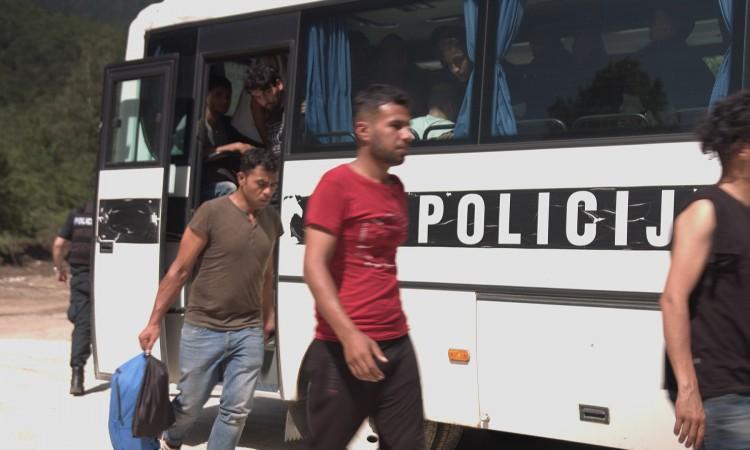 Banjalučanin u Doboju krijumčario migrante iz Egipta