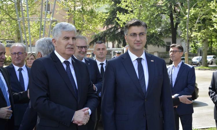 Plenković danas u Mostaru i Hercegovini, sastanak s izaslanstvom HDZ-a BiH