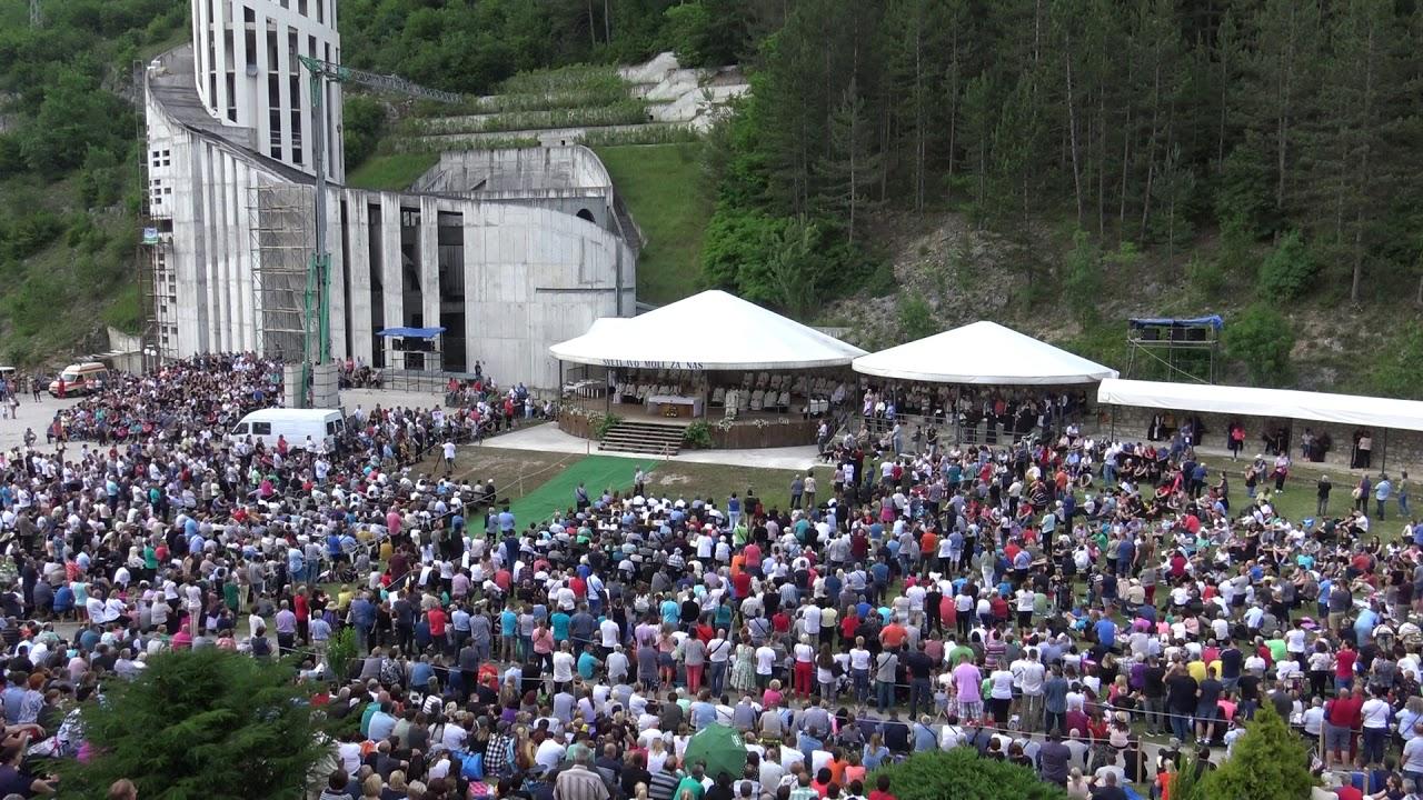 Sveti Ivo danas je u Podmilačje doveo tisuće hodočasnika, pogledajte prilog