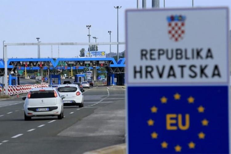 Hrvatska pojačala mjere na granici s BiH i Srbijom