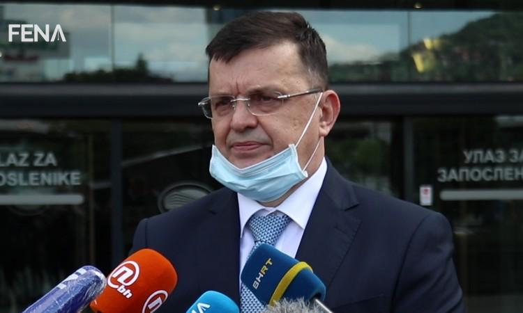 Tegeltija: U BiH stiže cjepivo koje je teško skladištiti