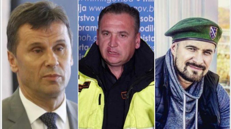 Pooštrene mjere zabrane Novaliću, Solaku i Hodžiću