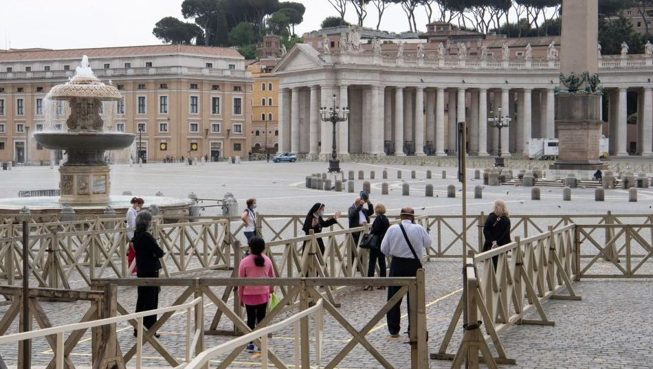 Evo kakva je situacija s koronavirusom u Vatikanu