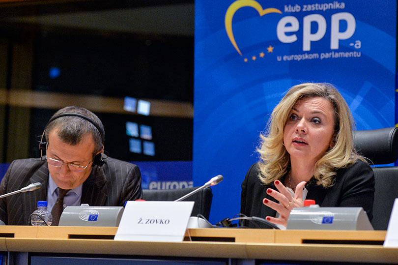 Željana Zovko o postignućima predsjedanja RH Vijećem EU