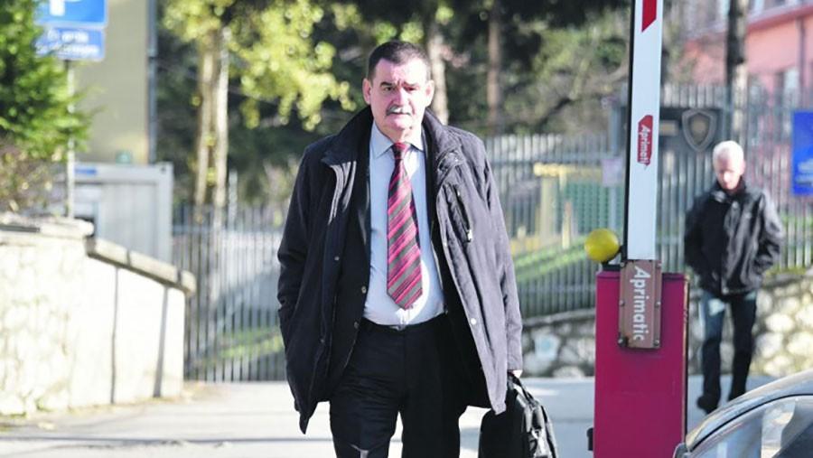 Bivši državni tužitelj Božo Mihajlović osuđen na pet godina zatvora