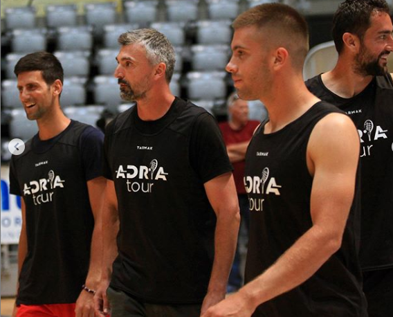 """Hrvatski tenisač potvrdio: """"Da, pozitivan sam na koronu…"""""""