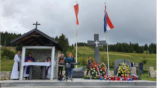 Obilježena 27. godišnjica stradanja pripadnika Humanitarnog konvoja života za Lašvansku dolinu