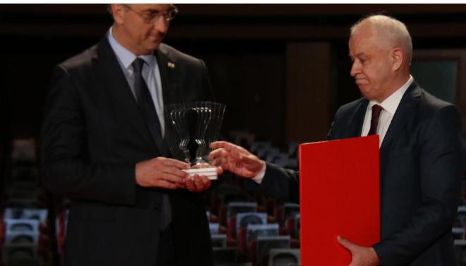 Andrej Plenković Osoba godine u Europi: Zalagat ćemo se i dalje za punu ravnopravnost svih konstitutivnih naroda u BiH