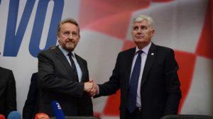 Plenković će održati sastanak s Čovićem i Izetbegovićem