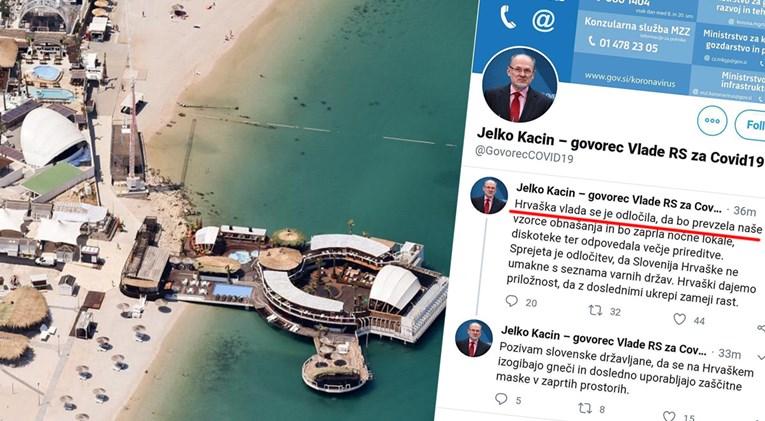 Slovenci tvrde: Hrvatska uvodi nove mjere – zatvara klubove, ograničava okupljanja…