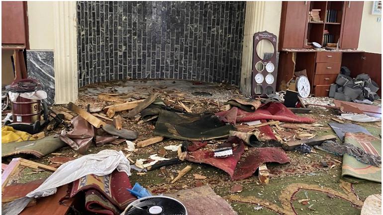 Najmanje četvero mrtvih u eksploziji u džamiji