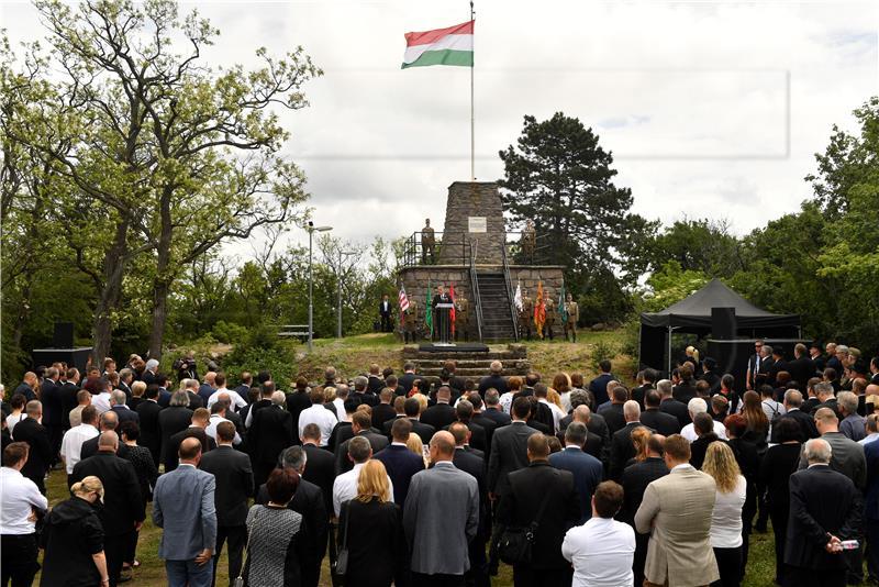 Milanović žestoko napao Orbana zbog spomenika s Velikom Mađarskom
