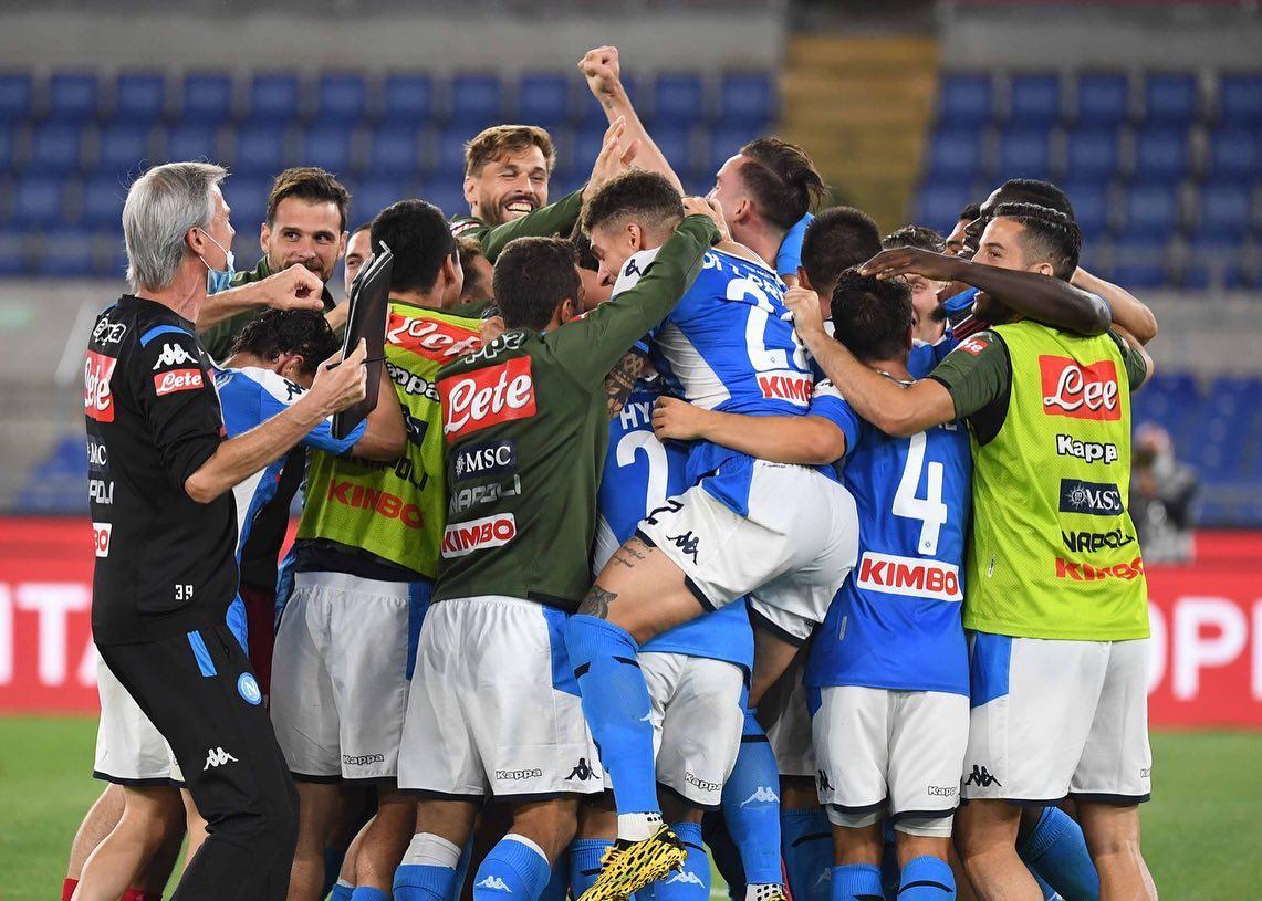 Napoli ne želi igrati u Barceloni