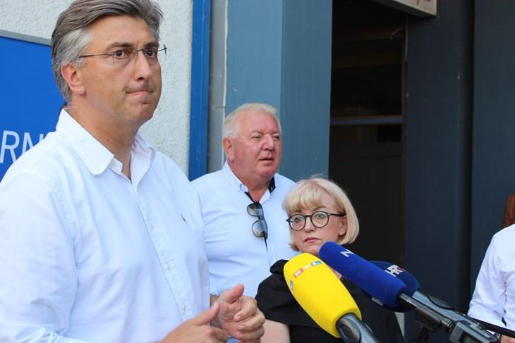 Plenković otkrio kada će Hrvatska ukinuti restriktivne mjere prema BiH