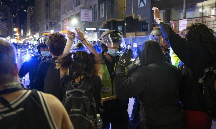 Washington večeras očekuje jedan od najvećih prosvjeda ikada