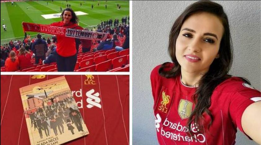 Hercegovka iz Rame napisala knjigu o Liverpoolu: Slavit ćemo i u Mostaru