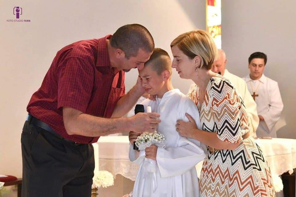Emotivan događaj u životu malog Bože natjerat će i vas na suze!