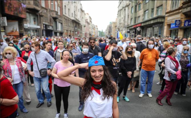 """""""Antifašističko Sarajevo"""" ne želi promijeniti fašističke nazive ulica"""