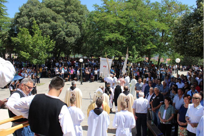Proslavljen blagdan svetog Ante na Humcu
