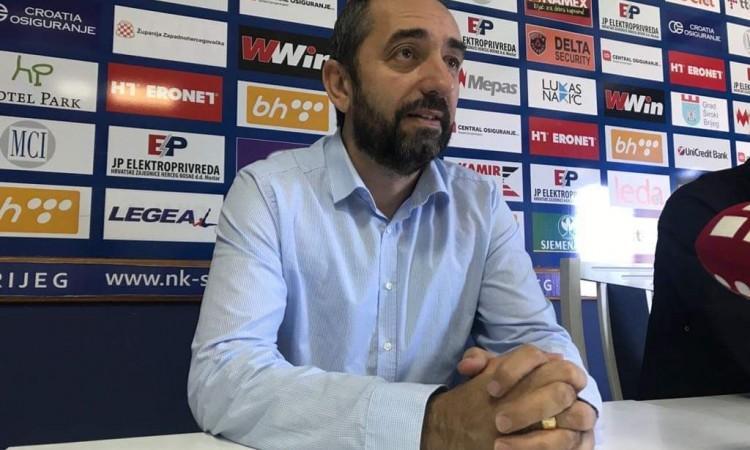 Široki ostao bez trenera, Toni Karačić napustio kormilo