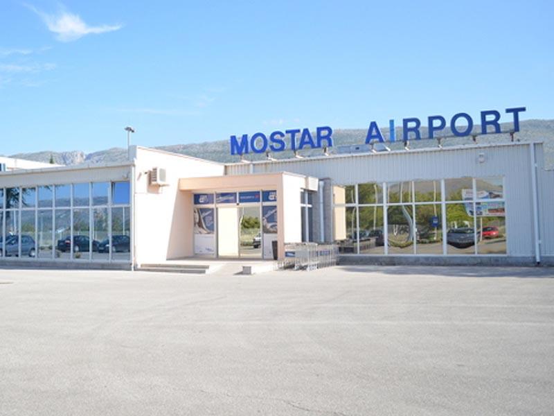 Mostarska zračna luka u problemima, upitno kada će zrakoplovi ponovno slijetati