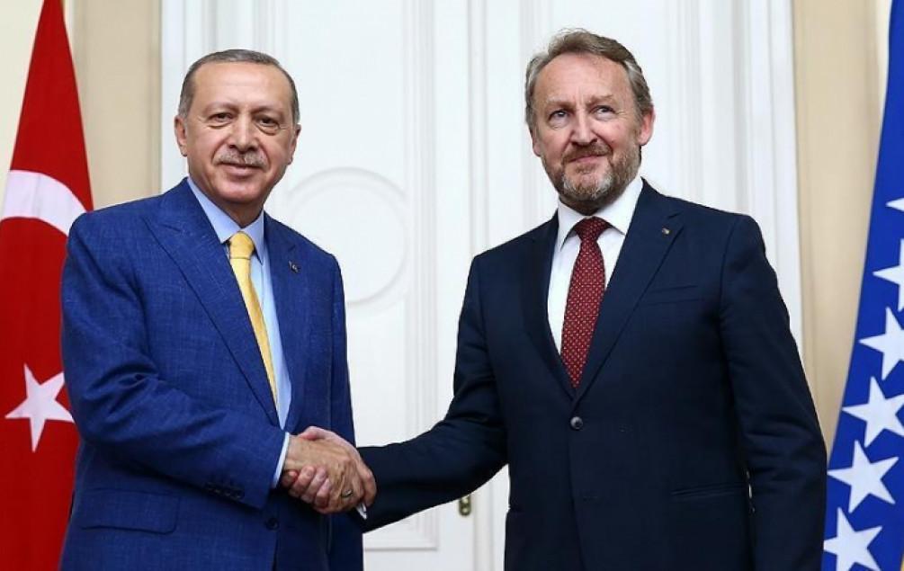 Erdogan očekuje da BiH otvori svoje granice za državljane Turske