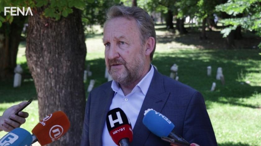 Lider SDA se nada imenovanju Cikotića, a zatim osuo paljbu po HDZ-u