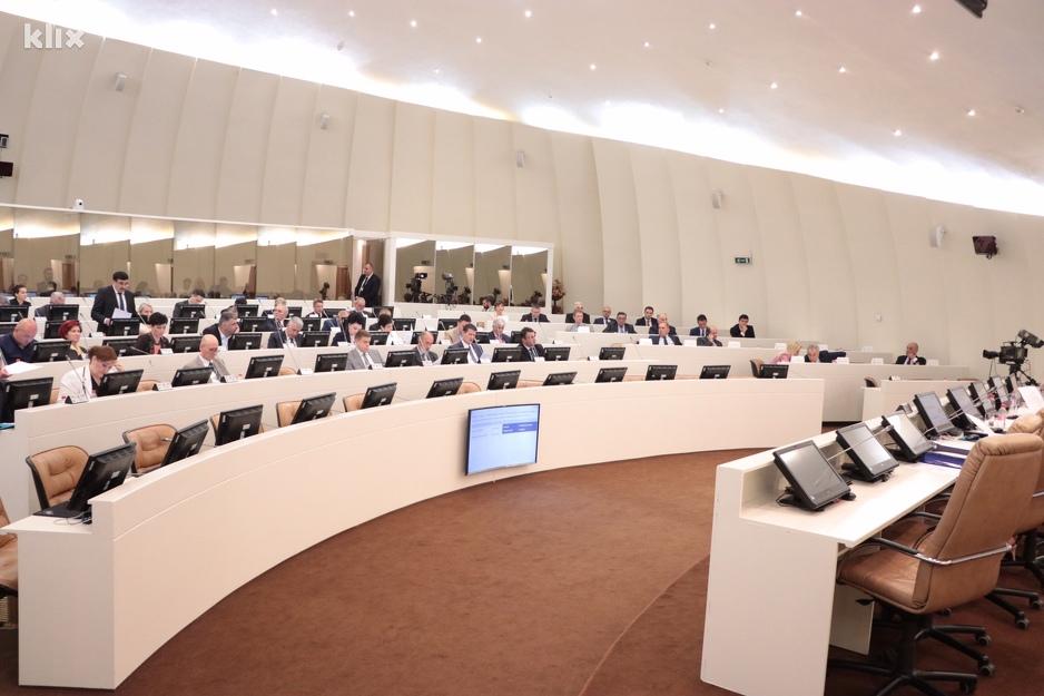 Zastupnički dom sutra o Izvješću zajedničkog povjerenstva za usuglašavanje proračuna