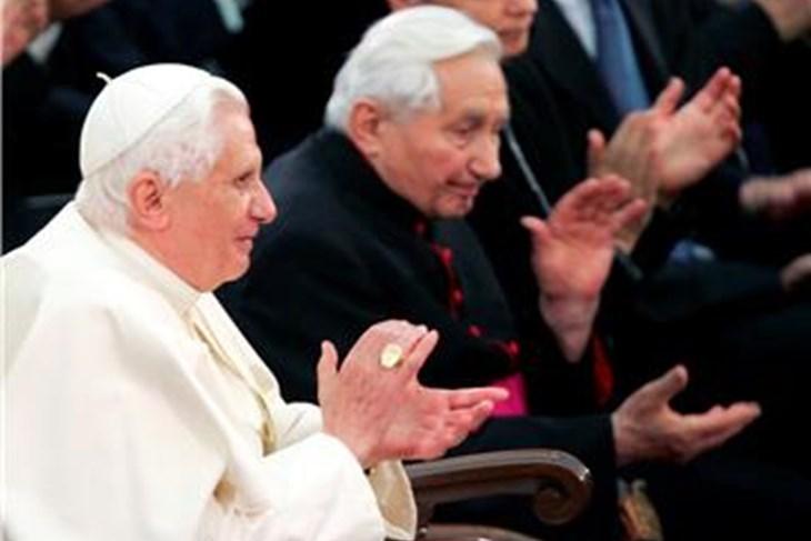 Umro brat pape Benedikta XVI.