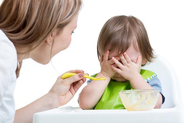 Zašto moje dijete ne želi jesti?