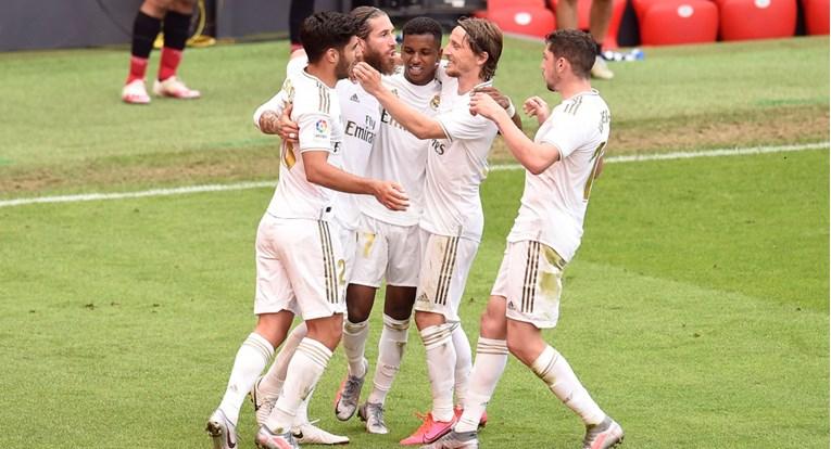 Ramos opet junak, Real pobjegao Barci na sedam bodova