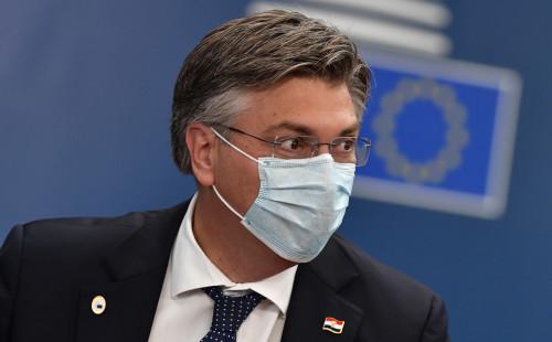 Plenković: Milanović pravno poražen i politički ponižen