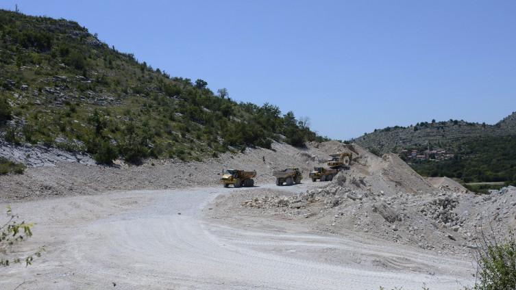 Počinje gradnja posljednje dionice ceste Stolac-Neum