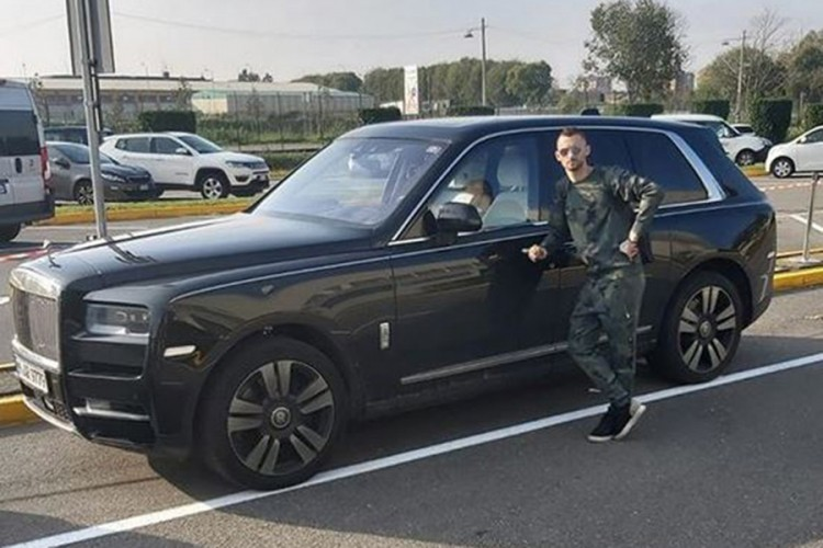 Inter žestoko kaznio Marcela Brozovića jer je učinio strašnu glupost