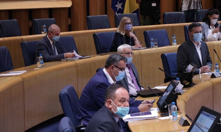 Dom naroda usvojio izvješće povjerenstva, usvojen proračun institucija BiH za 2020.