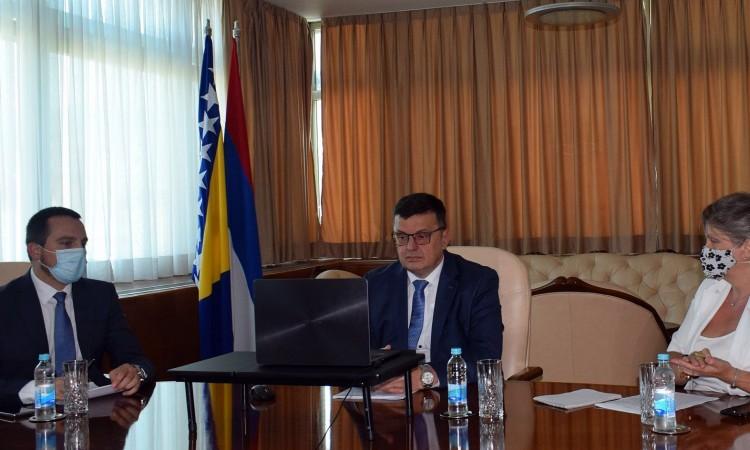 Predsjedavajući Tegeltija sudjelovao na video samitu lidera zapadnog Balkana