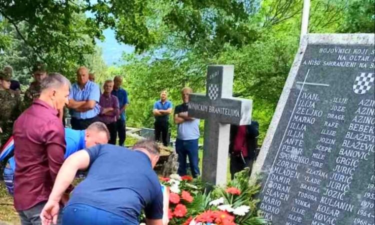 U Konjicu obilježena godišnjica 27. godišnjica stradanja Hrvata