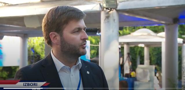 Tomislav Ćorić komentirao je izlazne ankete