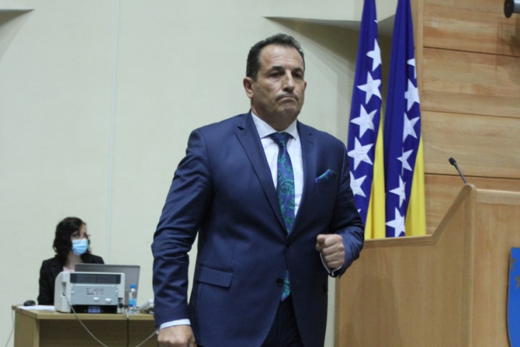 Arhiva ministar sigurnosti - Bild.ba