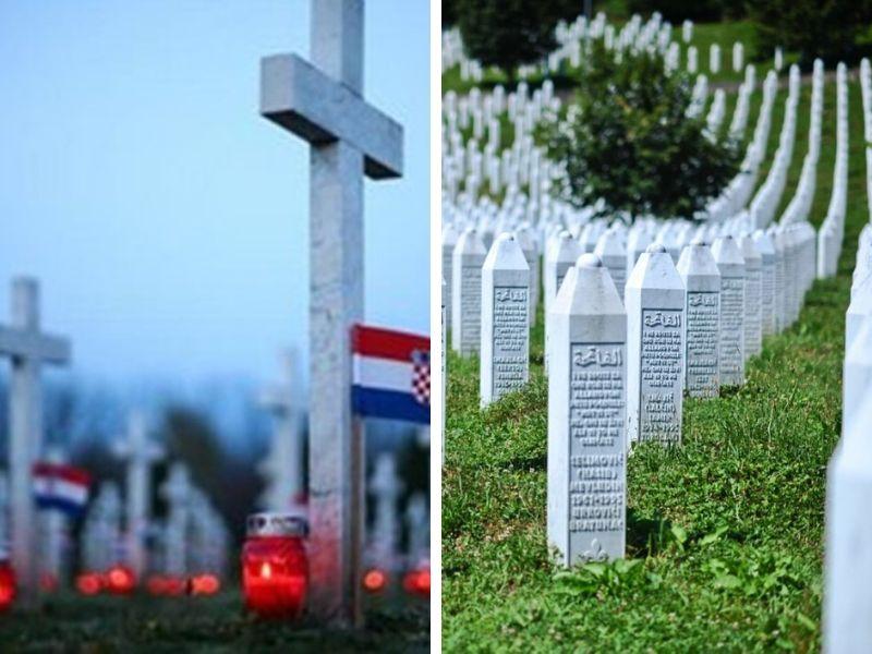 Imam Crnkić u Sisku: Vukovar i Srebrenica su braća blizanci
