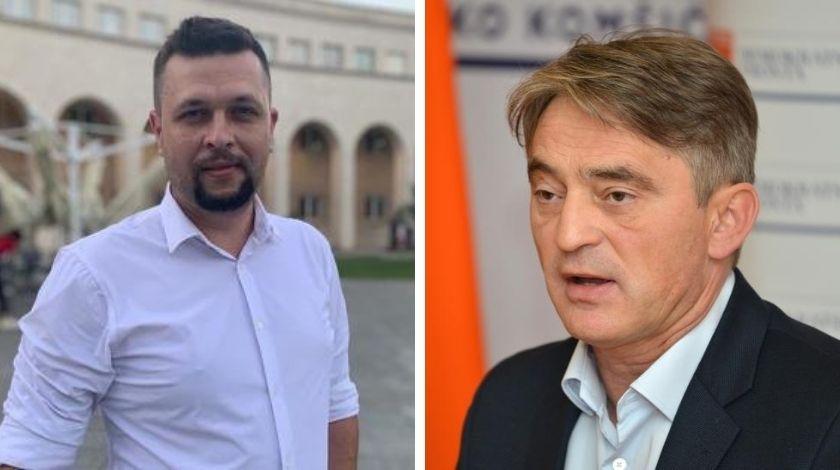"""Tvrtko Milović: Kako je Komšić, po tko zna koji put, """"spasio Bosnu"""""""