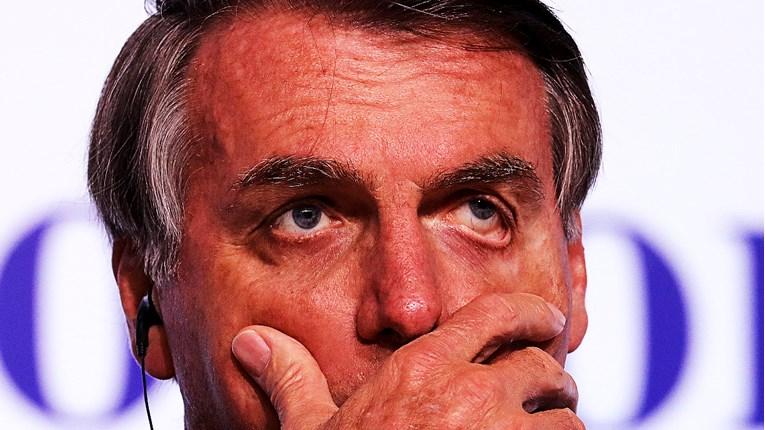Brazilski predsjednik ponovno pozitivan na korona virus