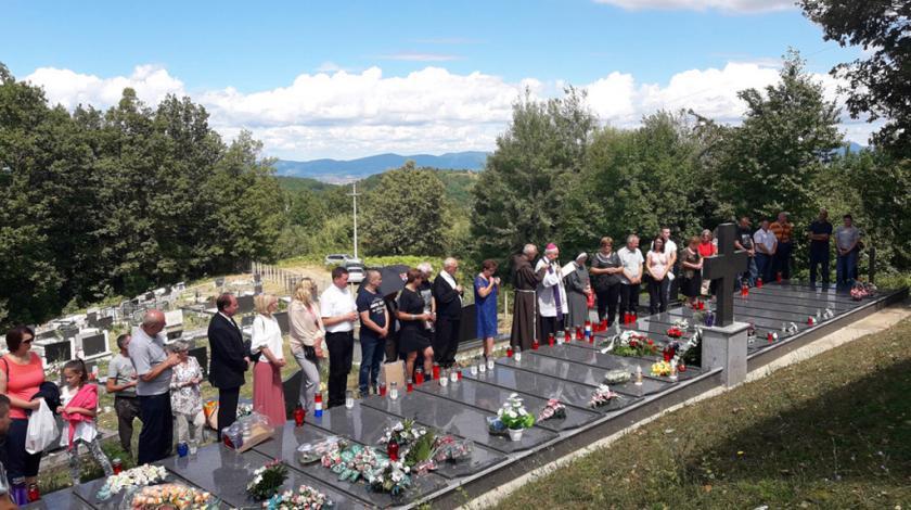 Smaknute su čitave obitelji Briševa: 28 godina od najvećeg pokolja nad Hrvatima u BiH