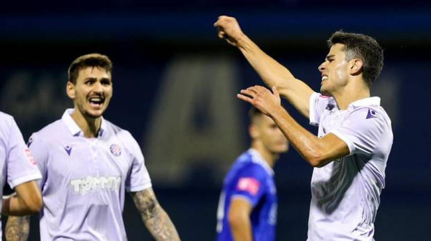 Mario Čuić: Momak iz Duvna koji je srušio Dinamo na Maksimiru