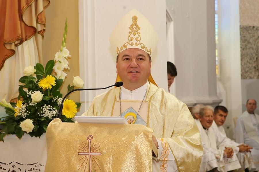 Biskup Palić: Poznat mi je povijesni hod našega naroda u Hercegovini i sve njegove kušnje