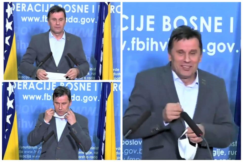 Evo kakvo je sada stanje Fadila Novalića